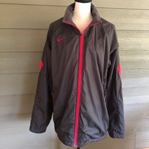 Nike Storm fit Full Zip jacket Waterproof Fleece